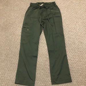 Cropped dickies cargo pants